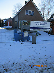 Verbouw woning Kranenburg